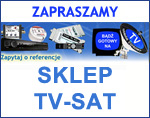 Sklep TV-SAT CATV DVB-T